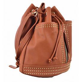 Сумка - рюкзак YES, рудий, 30x27x15.5 (554154)