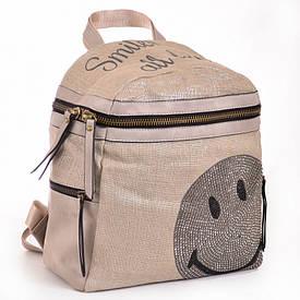 Сумка-рюкзак YES, сірий (554413)