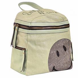 Сумка-рюкзак YES, зеленый (554415)
