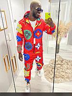 Чоловічий спортивний костюм Louis Vuitton Туреччина репліка