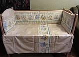 Защита в детскую кроватку, фото 4