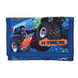 Кошелек детский Yes M-Trucks 532230