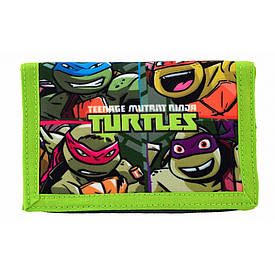 Дитячий гаманець 1 Вересня Ninja Turtles 532236