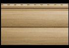 Блок хаус Альта- Профіль КАРЕЛІЯ ГОРІХ вініловий пластиковий сайдинг, фото 2