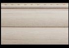 Блок хаус Альта- Профіль КАРЕЛІЯ ГОРІХ вініловий пластиковий сайдинг, фото 3