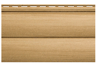 Блок хаус Альта- Профіль КАРЕЛІЯ ГОРІХ вініловий пластиковий сайдинг, фото 4