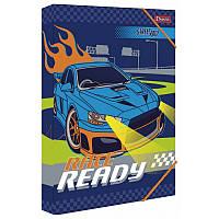 Папка для тетрадей картонная В5 1Вересня ''Street race''