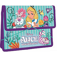 Папка для тетрадей YES пласт. на резинке В5 ''Alice''