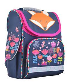 Рюкзак шкільний Yes каркасний відд. для ноутбука Fox 555202