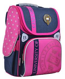 Рюкзак шкільний Yes каркасний відд. для ноутбука Oxford 555194
