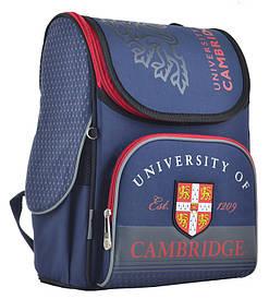 Рюкзак шкільний Yes каркасний відд. для ноутбука Cambridge 555134