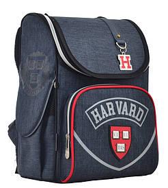 Рюкзак шкільний Yes каркасний відд. для ноутбука Harvard 555136