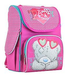 Рюкзак шкільний 1 Вересня каркасний відд. для ноутбука MeToYou 555170