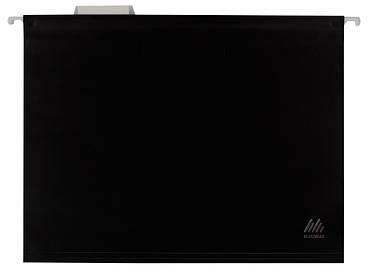 Файл підвісний А4 пластиковий чорний