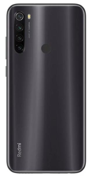 Задняя крышка оригинал для Xiaomi Redmi Note 8t Grey
