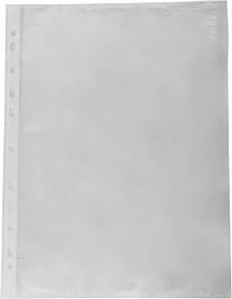 Файл прозорий Buromax А4+ 100шт 30мкм BM.3800