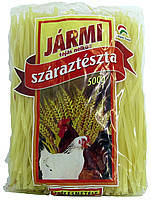 Макаронные изделия Jarmi-Fele лапша широкая 500 гр ярми