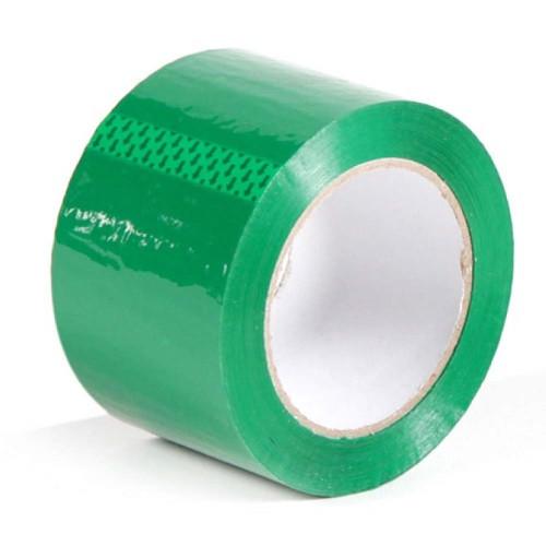 Лента клейкая 45 * 40 зеленый