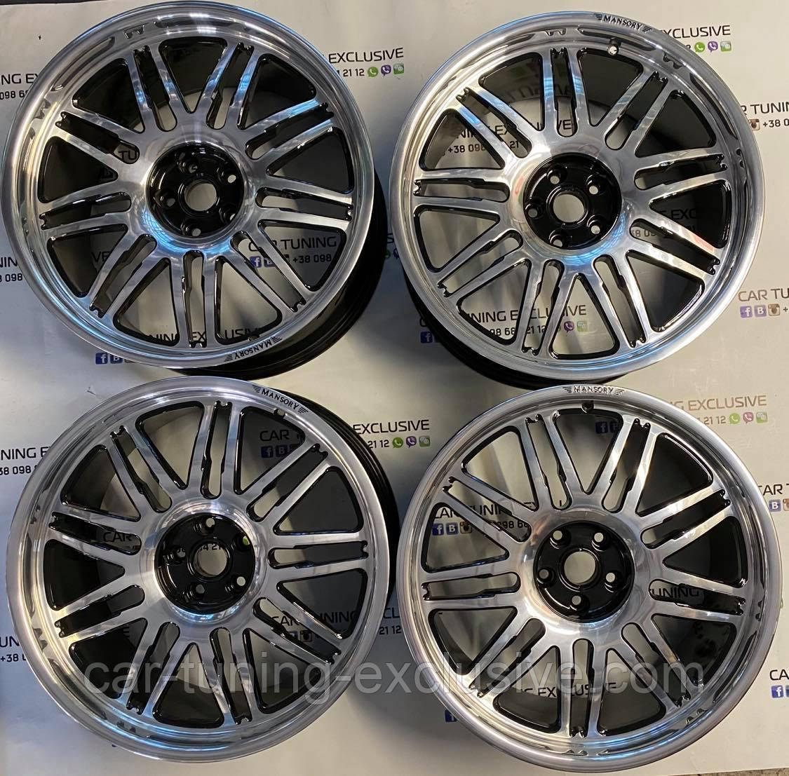 MANSORY rims FS.9 R21 for Bentley Flying Spur