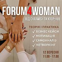 FORUM4WOMAN от Charwish