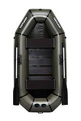 Надувная гребная двухместная лодка из пвх Л240СУ