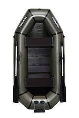 Надувная гребная двухместная лодка из пвх Л240СТ