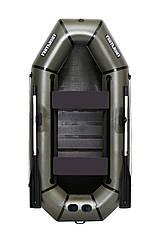 Надувная гребная двухместная лодка из пвх Л240ПС