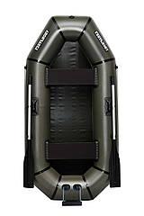 Надувная гребная двухместная лодка из пвх Л240ТУ