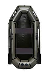 Надувная гребная двухместная лодка из пвх Л240ПУ