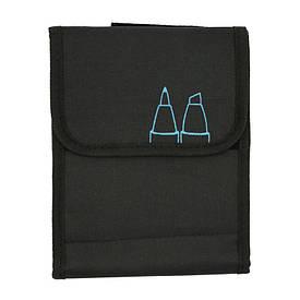 Пенал-планшет для 12 маркерів, Graph'it