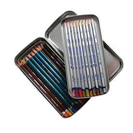 Пенал металический для карандашей, Derwent