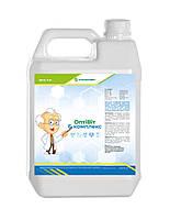 Жидкий комплекс витаминов группы Б ОптиВит Б-комплекс для животных и птицы, 5 кг