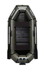 Надувная гребная двухместная лодка из пвх Л240СТУ
