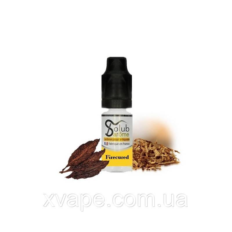 "Ароматизатор Solub ""Tabac Firecured"" со вкусом трубочного табака, микс для самозамеса 5 мл"