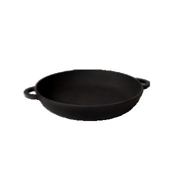 Ситон Чугунная сковорода порционная (200х35 мм)