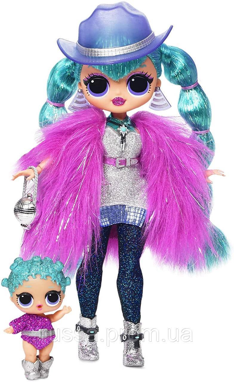 L.O.L. Surprise! O.M.G. Winter Disco Cosmic Nova Fashion Doll & Sister Кукла ЛОЛ ОМГ Зимнее диско Леди Галакти