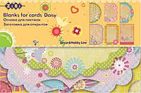 Заготовка ZiBi для открыток Disy 10.2x15.3см ZB.18204-AF