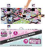 Оригинал Мега набор Лол Удивительный Сюрприз LOL Surprise Amazing Surprise with 14 Dolls 70 Surprise, фото 3