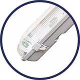 Светильник светодиодный TL 7002 (без ламп) IP65 1280*80*100мм, фото 2