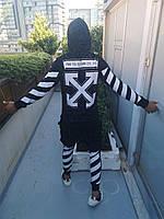 Чоловічий спортивний костюм Off White Туреччина репліка