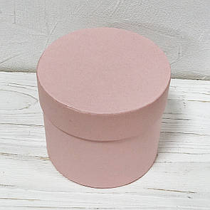Круглая коробка d= 11 h=10 см