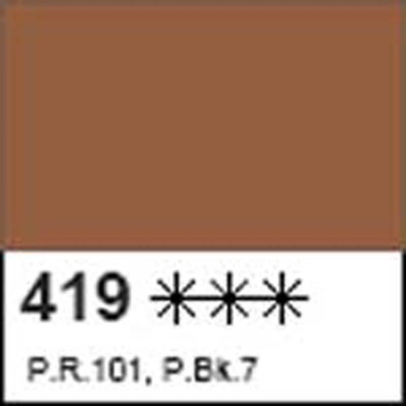 Краска акриловая ДЕКОЛА коричневая, матовый, 50мл ЗХК