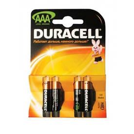 Батарейки Duracell LR3 АAA s.52543