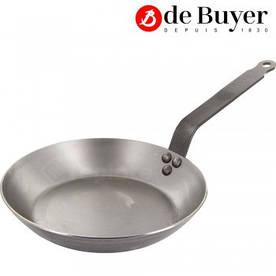 Сковорода 24 см De Buyer Carbone Plus арт. 5110.24