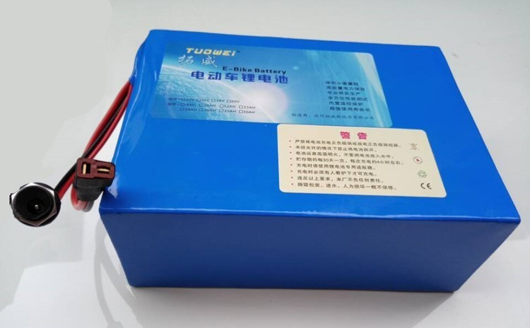 Аккумулятор для электровелосипеда 48В 15Ач  Литиевый аккумулятор