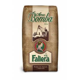 Рис для паэльи La Fallera - Arroz Bomba, рис Бомба 1 кг