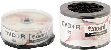 Диски Axent DVD R 16X 100 шт bulk 8107-А