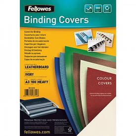 Обложки картонные А4 DELTA 250мкм зеленые под кожу