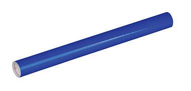 Плівка клейка для книг блакитна 33смх1.5м рулон