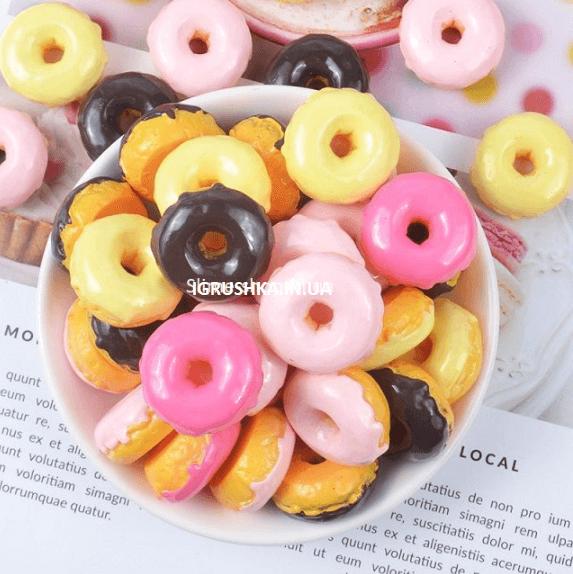 Шарм «Пончик» для слайма